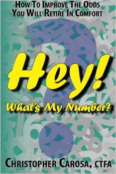 The Hey! What's My Number? book